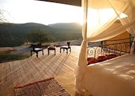 Sunrise at Saruni Samburu