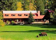 Tweedsmuir Lodge