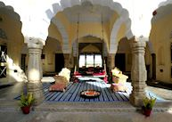 Courtyard at Fort Barli, Barli