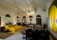 Royal Suite, Fort Barli, Barli