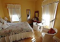 Room at the Hotel Le Paulin, Caraquet