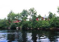 Liscombe Lodge, Liscomb Mills