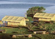Ngamba Island Tented Camp, Lake Victoria