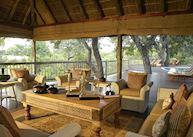 Deck and Pool, Sabi Sabi Bush Lodge, The Sabi Sand Wildtuin