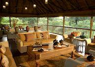 Bush Lodge Deck, Sabi Sabi Bush Lodge, The Sabi Sand Wildtuin