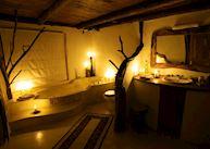 Bathroom at Acacia House, Masai Mara