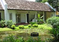 Garden cottage, Old Harbour Hotel, Cochin