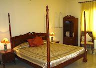The Royal room at Dera Rawatsar, Jaipur