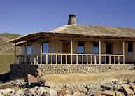 Hotel de Sal, Tahua