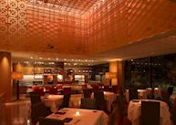 The Grill restaurant, Hyatt Regency