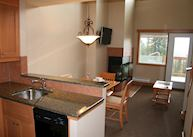 King Loft with Balcony Hot Tub, Hidden Ridge Resort, Banff