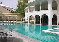 Pool at Samode Haveli, Jaipur