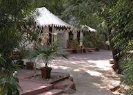 Tents at Ajit Bhavan, Jodhpur