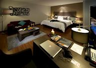 Deluxe room, Pullman Hotel
