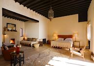Deluxe Suite, Kasbah Bab Ourika, The High Atlas Mountains