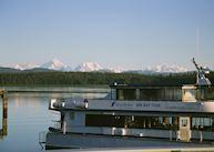 Boat trip from Glacier Bay Lodge, Gustavus