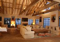 Lounge, Clouds Mountain Gorilla Lodge