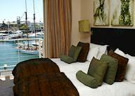Room, Waterfront Village