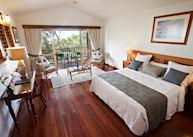 Coral Sea bungalow, Thala Beach Lodge