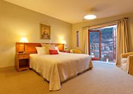 Deluxe room, Browns Boutique Hotel, Queenstown