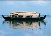 Keralan Houseboats / Rice barges, backwaters