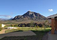 View from Betsileo Country Lodge, Ambalavao