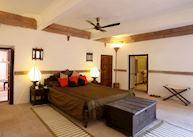 Bedroom at The Ranvas, Nagaur