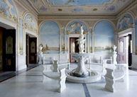 Reception at Taj Falaknuma Palace, Hyderabad