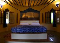 Bedroom at Unguja Lodge, Zanzibar Island