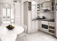 Apartment kitchen, More Quarters, Cape Town