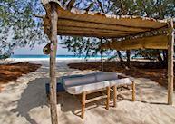 Mnemba Island Lodge, Mnemba Island
