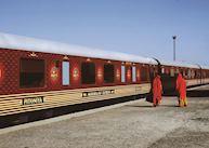 The Maharaja's Express Train