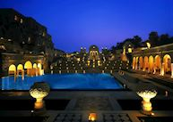 Amarvilas at night, Agra