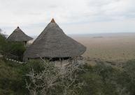 Lions Bluff,Tsavo West