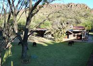 Waterberg Wilderness Lodge,  Waterberg Plateau