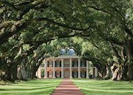 Oak Alley Plantation, Vacherie, Near New Orleans