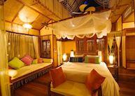Floating Villa, The Float House, Kanchanaburi