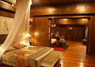 Royal villa, Inle Resort, Inle Lake