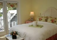 A room at the Mansion House, Martha's Vineyard