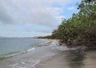Beach at Cala Luna, Tamarindo