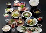 Dinner at Nano Yado