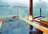 Room 505 outdoor bath
