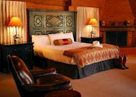 A room at Tanque Verde Ranch, Tucson