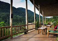 Engagi Lodge, Bwindi Impenetrable Forest National Park