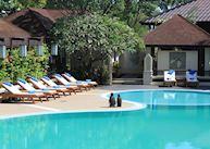 Pool, Aye Yar River View Resort, Bagan