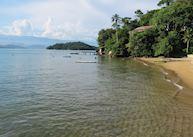 Beach close to Casa Cairucu