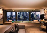 Panorama Oasis <<with Romantic Pool>>, Banyan Tree Shanghai on the Bund, Shanghai