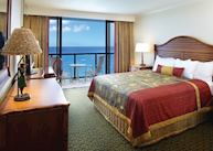 Ocean View Room, Outrigger Waikiki on the Beach