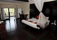 Deluxe room at Bay of Bengal Resort, Ngwe Saung, Burma (Myanmar)
