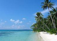 Pulau Menyawakan - Paradise